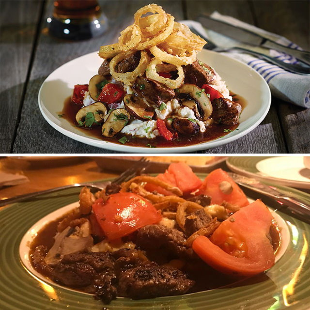 Food Ads vs Reality appleby's
