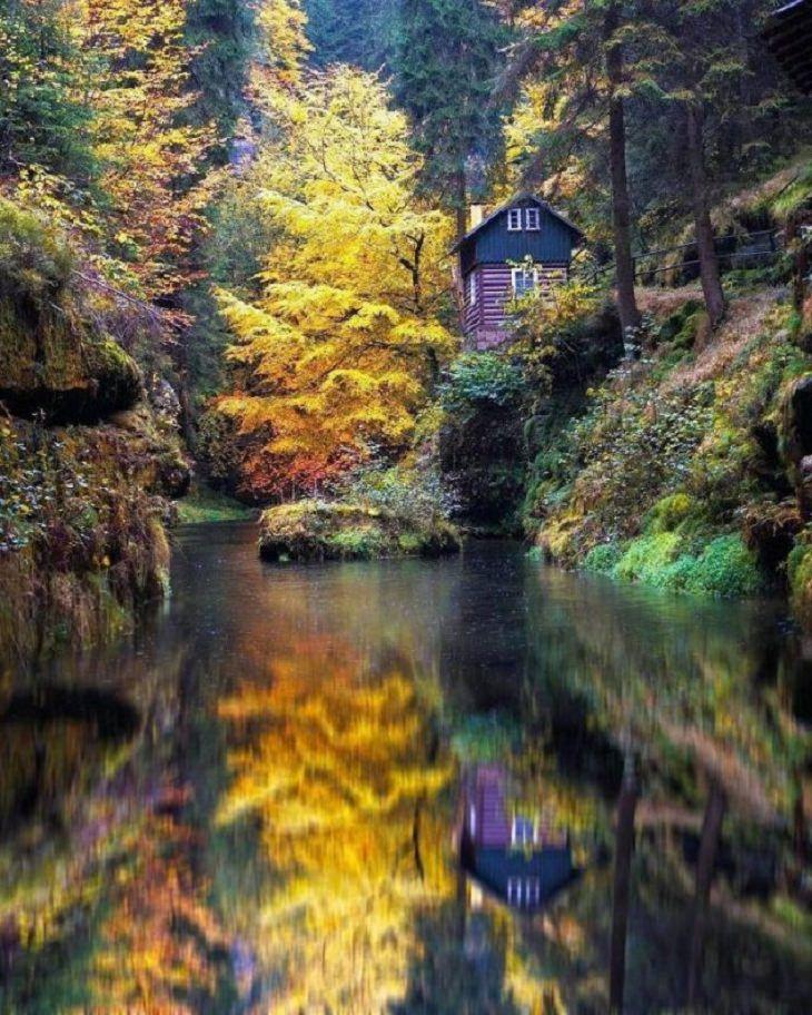 Autumn 2020, scenery