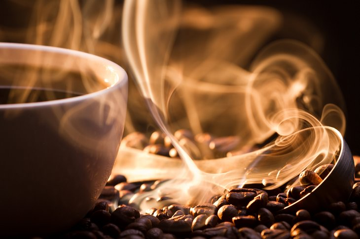 Coffee and Colon Cancer, cup of coffee
