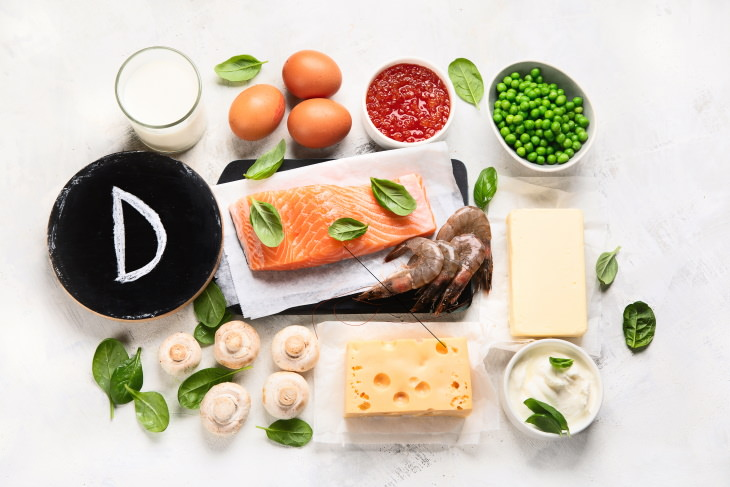 Vitamin D and COVID-19 vitamin D food sources