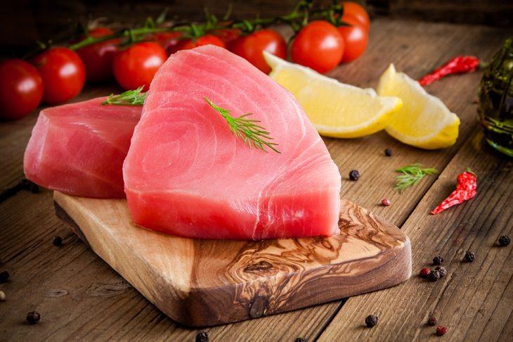 Health Foods Overdose, Tuna