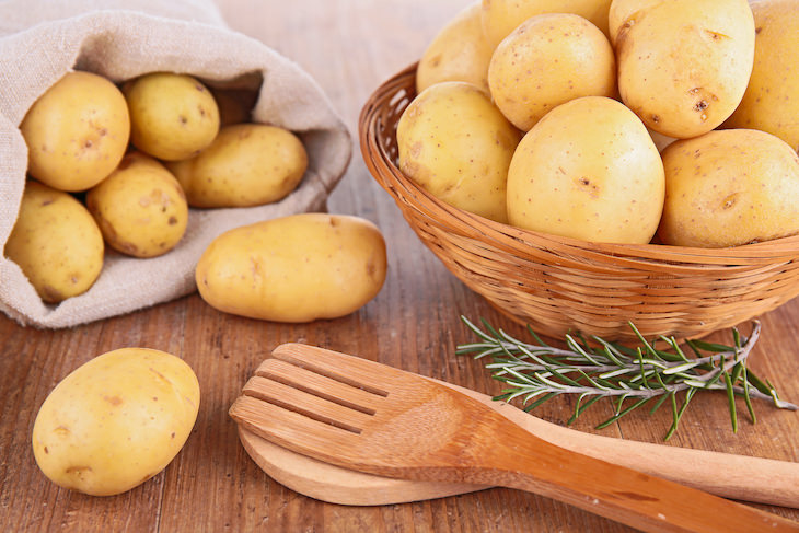 Foods You Should Never Put In the Blender, potatoes