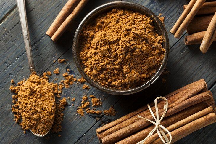 Health Foods Overdose, Cinnamon