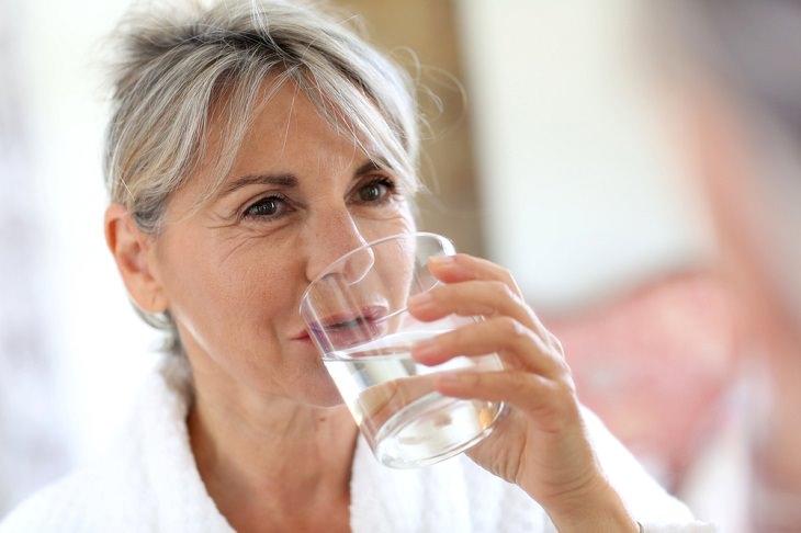 Water Intake, seniors