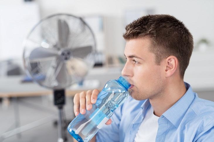 Water Intake, hpot climate