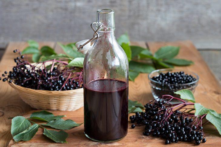 """Miracle"" Coronavirus Products, Elderberry syrup"