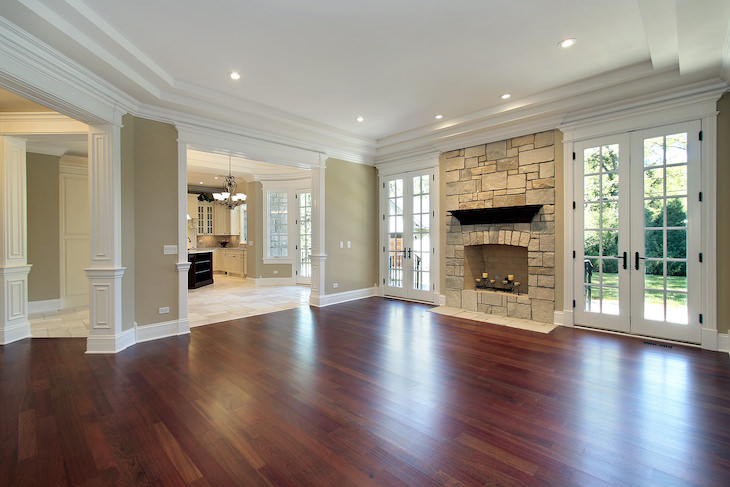 Items You should Never Clean with Dish Soap, hardwood floor