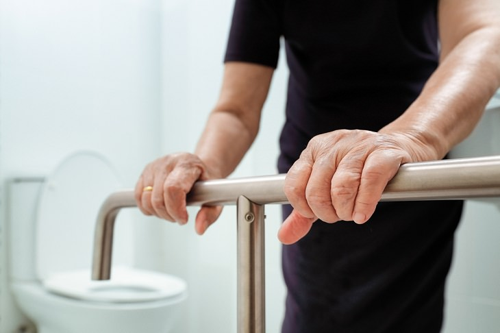Age-Proof a House, grab bars