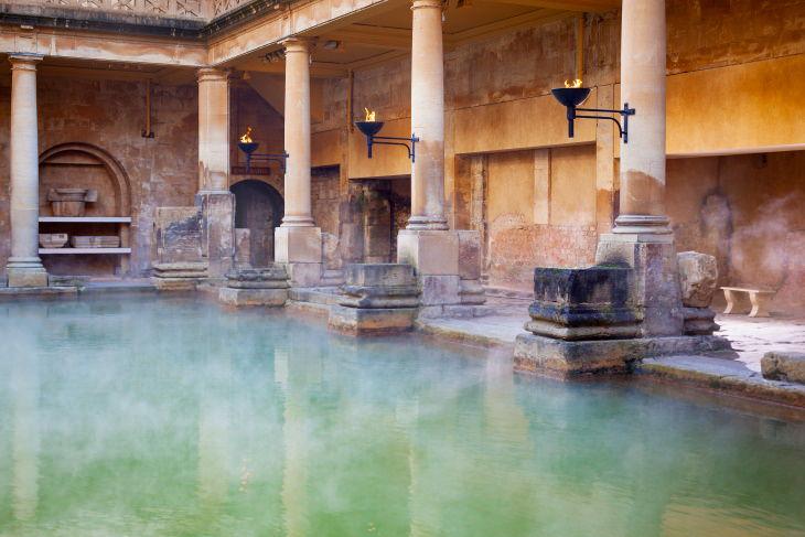 Strange Facts About Ancient Rome roman bathhouse