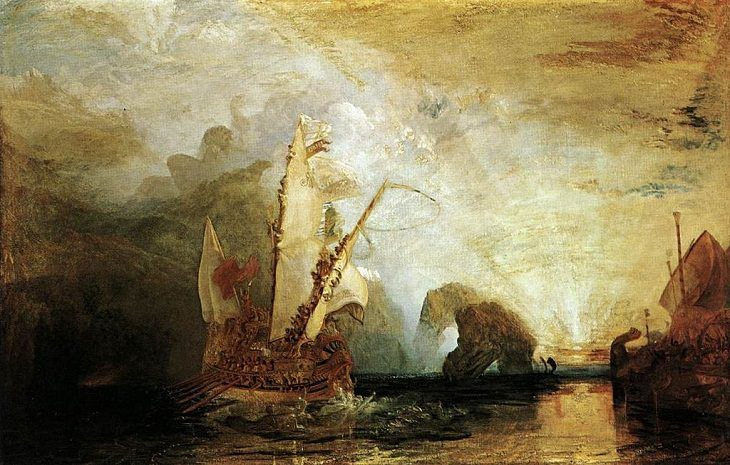 J.M.W. Turner Paintings, Ulysses