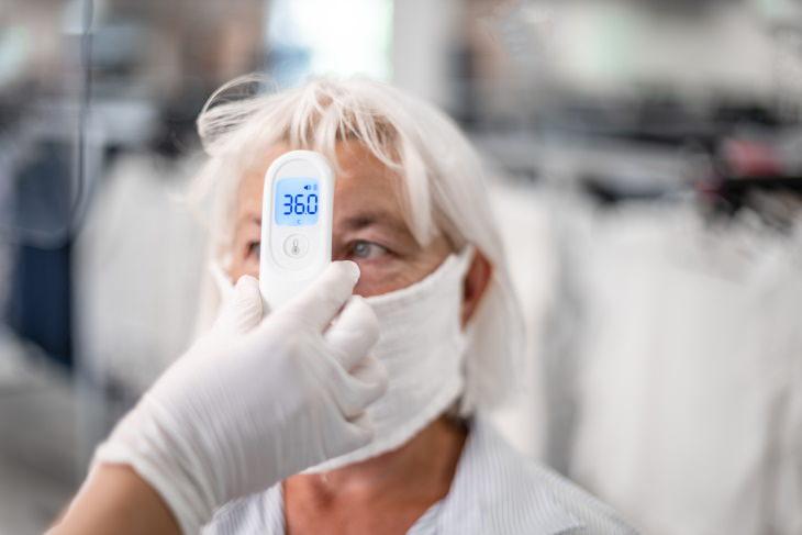 COVID-19 Vaccine Comparison temperature