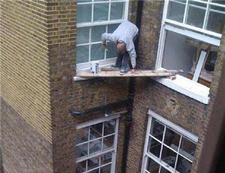 Hilarious photos of silly and dumb mistakes made by men