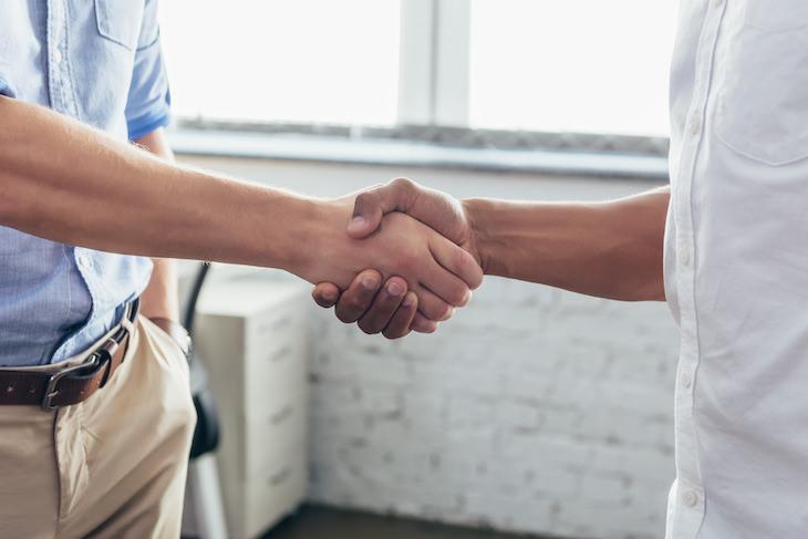 Origins of Most Popular Hand Gestures, handshake
