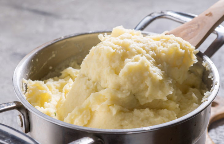 Thanksgiving Cooking Tips mashed potatoes