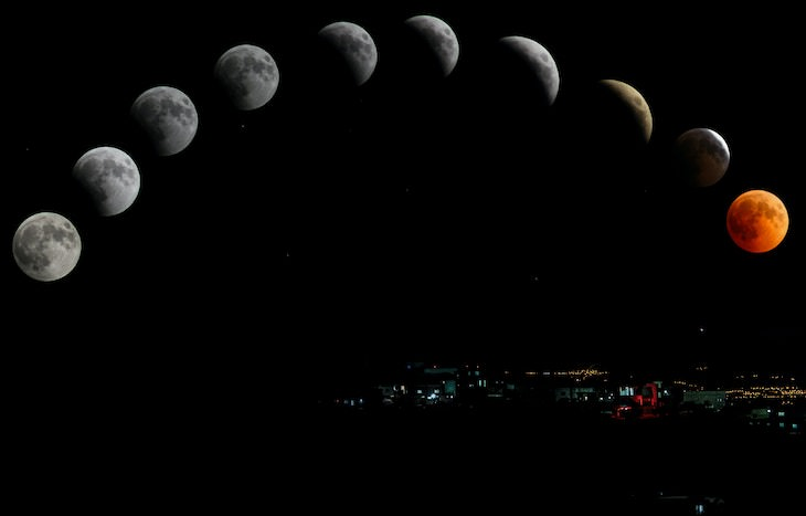 Full Moon Myths Debunked by Science, dark side of the moon