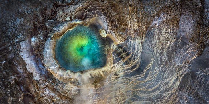 "EPSON Pano Awards 2020 Winners, ""Dragon Eye"" by Manish Mamtani,"