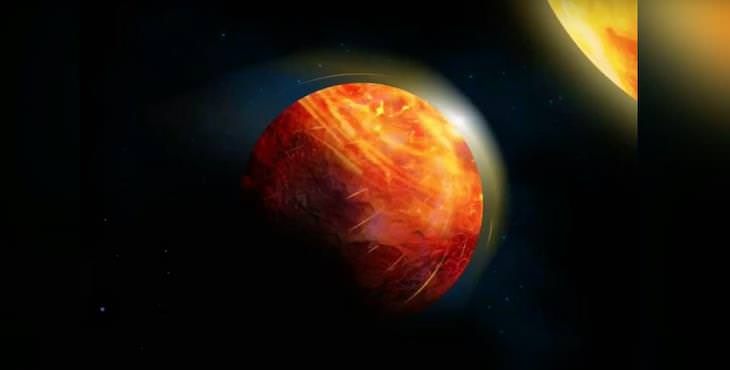 Extreme Weather of Newly Discovered Exoplanet K2-141b, light and dark side