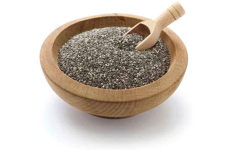 Plant-Based Protein Sources, Chia seeds
