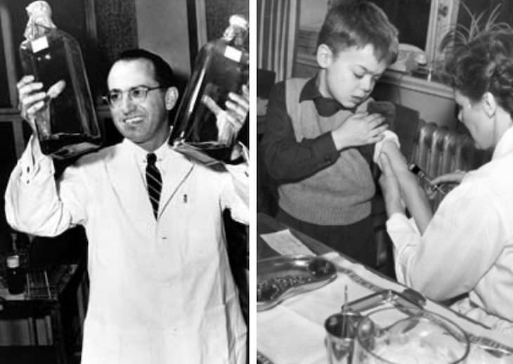5 of The Most Important Vaccines in History, polio vaccine