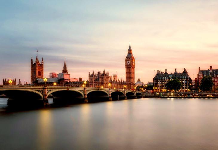 Tourist Faux Pas London, UK
