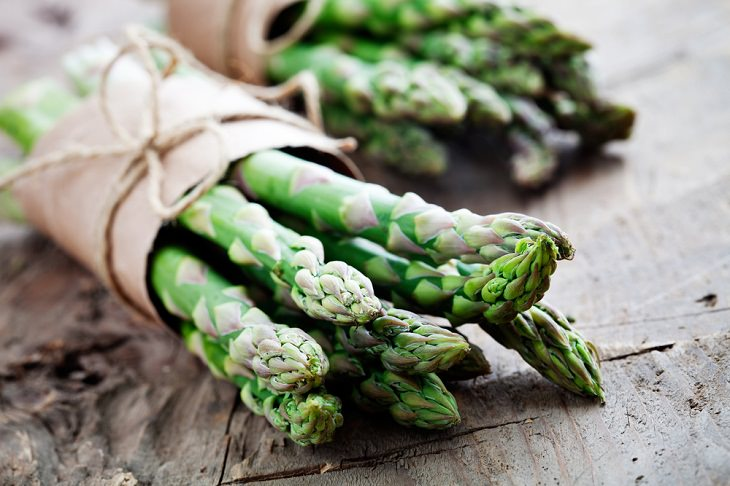 Foods to avoid in Winter, Asparagus