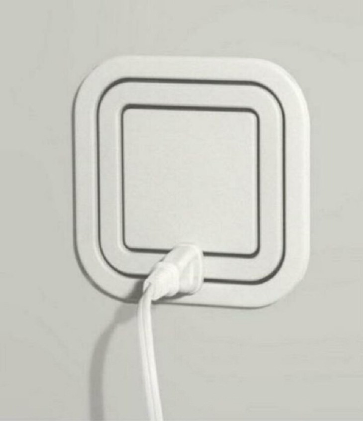 Creative Inventions, electric outlet