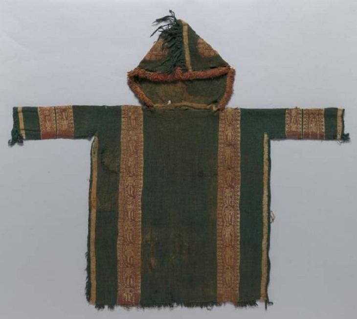 Museum Items,  tunic