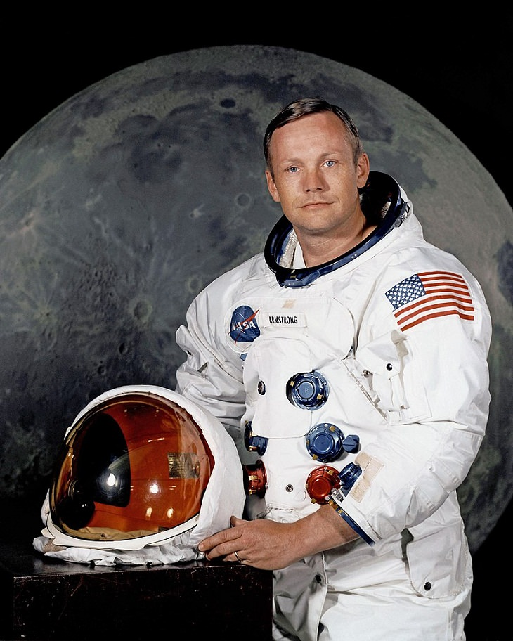 Men on the Moon, Neil Armstrong