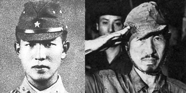 Poignant Photos with Fascinating Backstories, Imperial Japanese Army intelligence officer Hiroo Onoda
