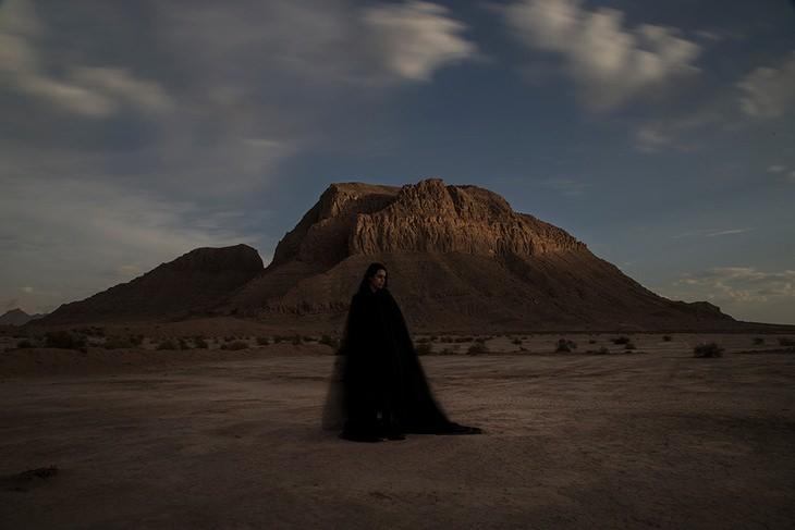 Montanhas esperam um futuro melhor por Milad Safabakhsh