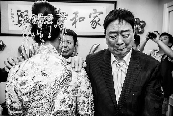 As emoções de um avô por Ziheng Wang