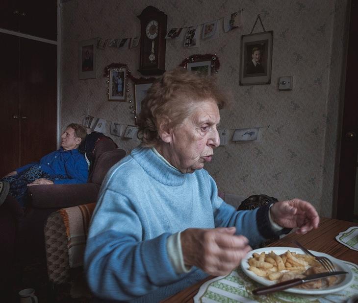 Alma e Alzheimer por Jason Parnell-Brookes