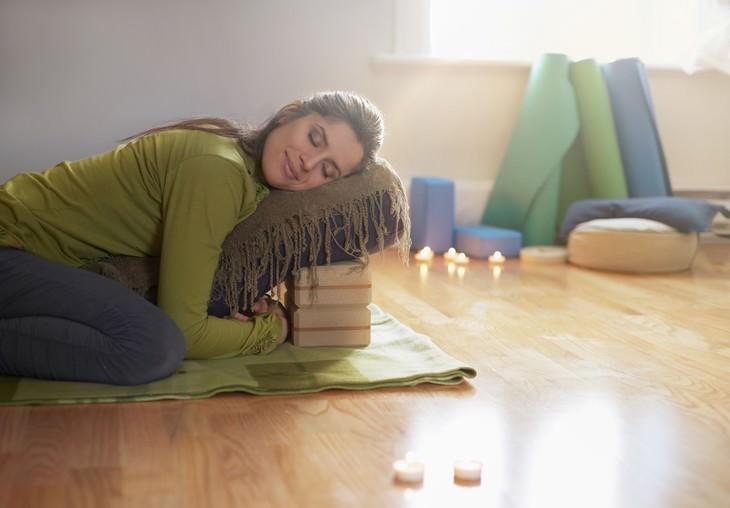 yoga styles Restorative Yoga
