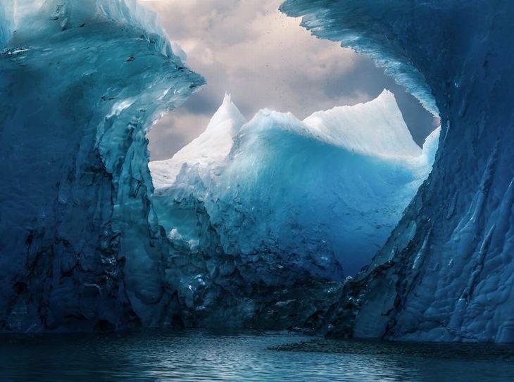 Sudeste do Alasca, EUA por Weihao Pan