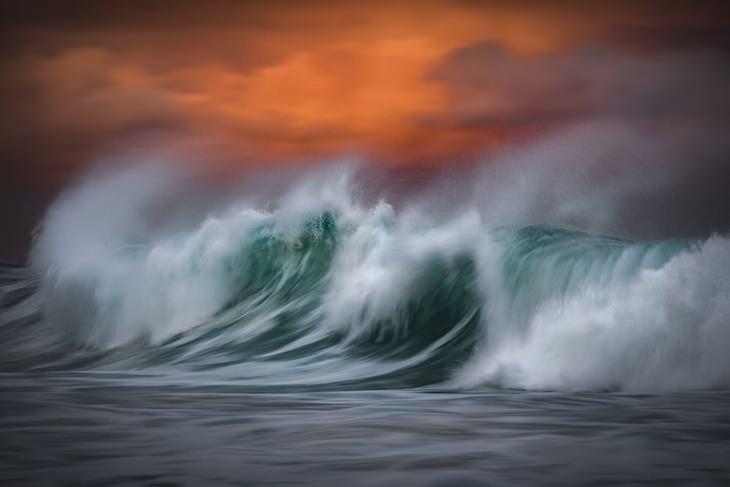 Bronte Beach, Sydney, Nova Gales do Sul, Austrália por Gergo Rugli