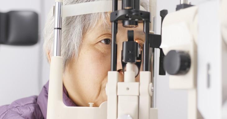 Health Benefits of Rosemary eye exam
