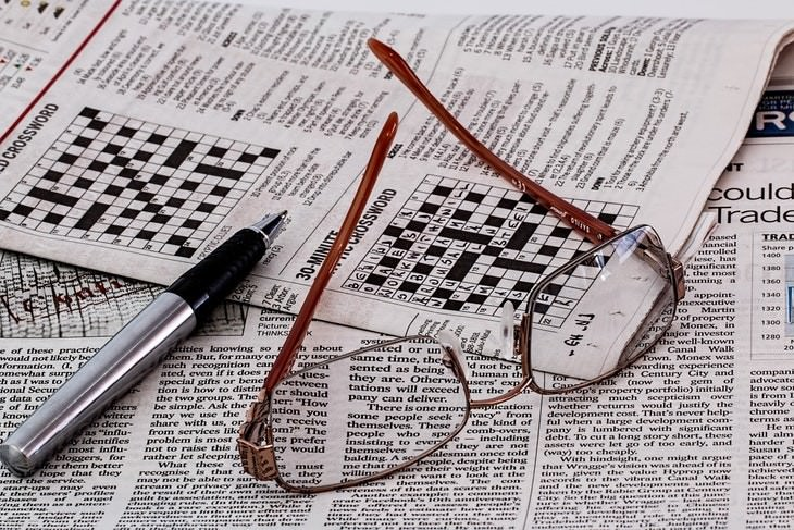 seniors health mistakes crossword puzzle