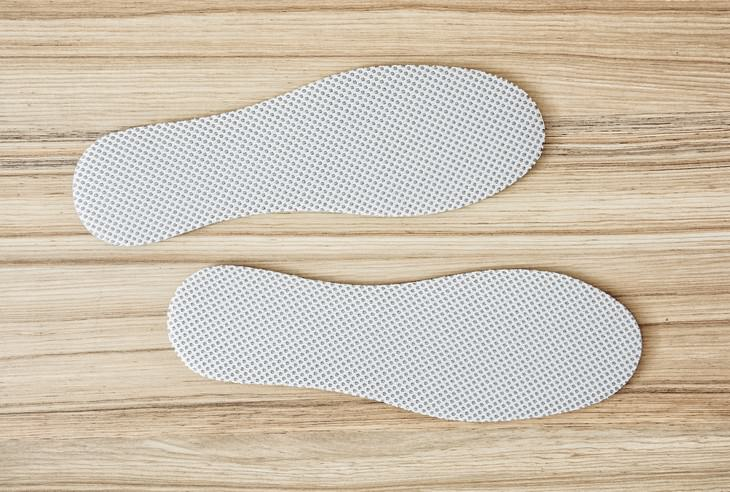 duct tape uses insoles