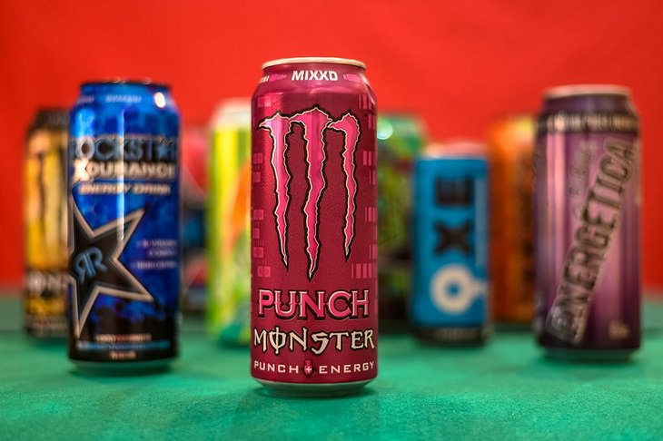 dangers of energy drinks selection of energy drinks