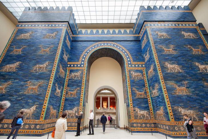 Virtual Museums Pergamon Museum, Berlin