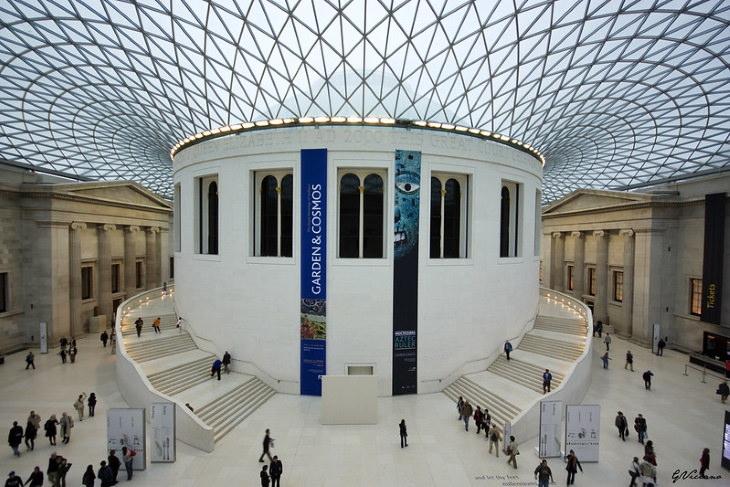 Virtual Museums The British Museum, London