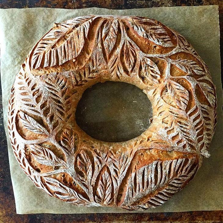 Baked Goods round bread