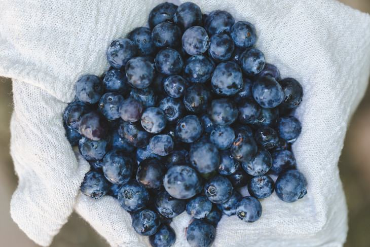 anti aging foods blueberries