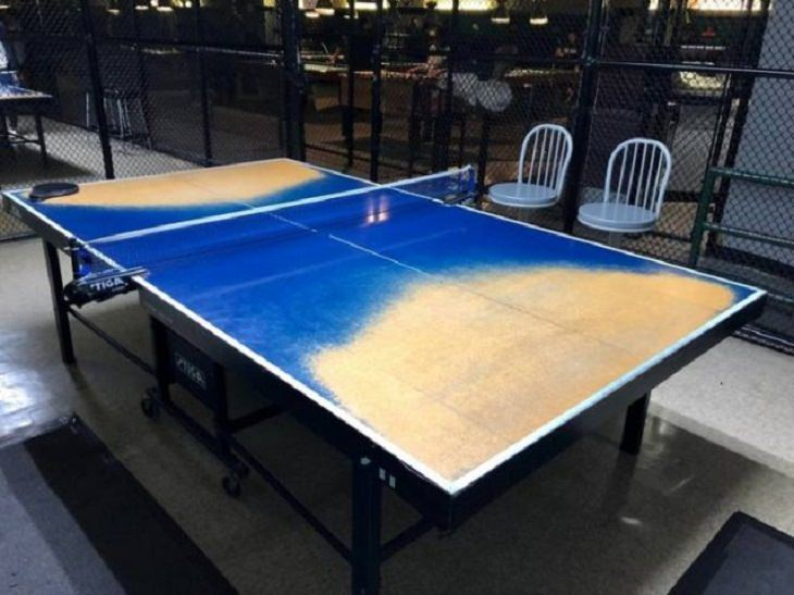 Things Getting Old pingpong
