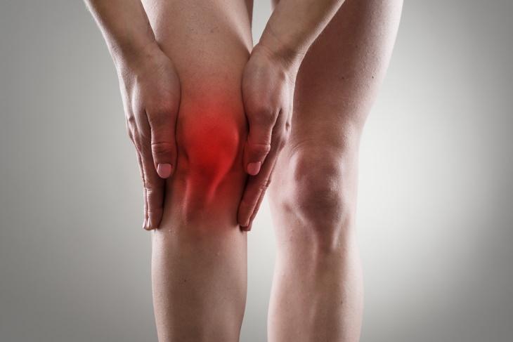 Signs of Weakened Immune System knee pain