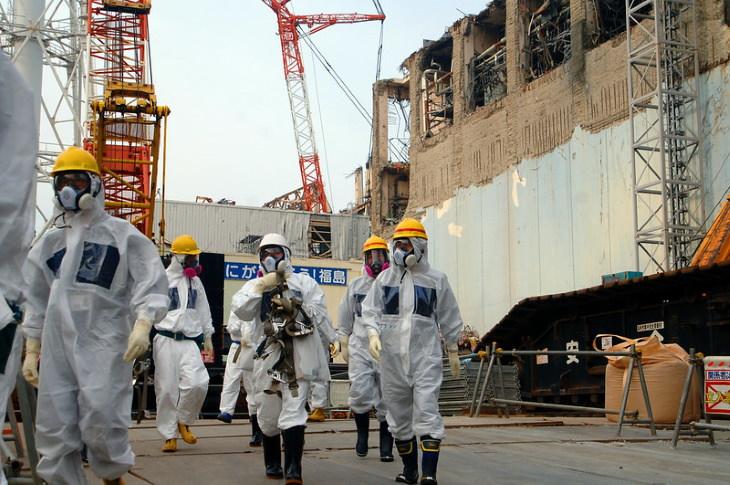 acts of kindness amid disasters Fukushima