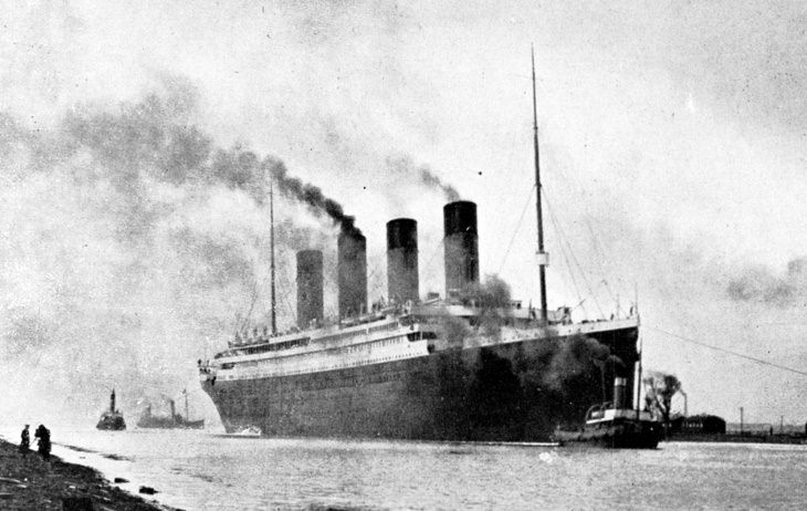 acts of kindness amid disasters Titanic