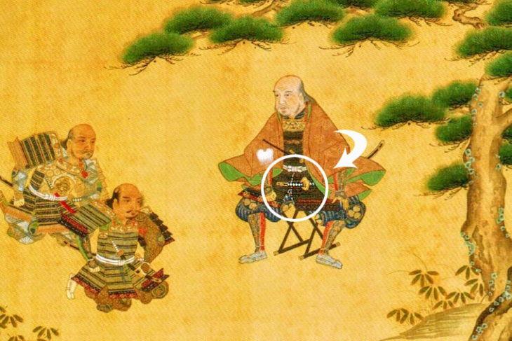 missing treasures The Honjo Masamune Katana