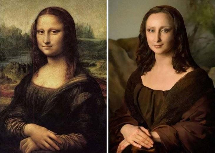 1. Mona Lisa