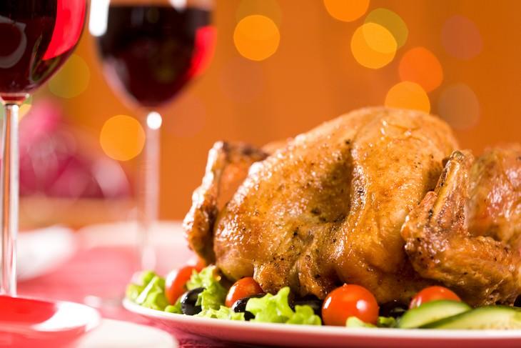 2.Turkey and Chicken